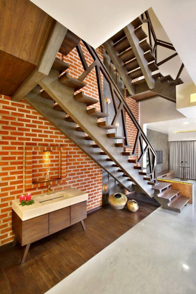 Nitya Bungalow 13 in 2020   Stairs design, Design, Home ...