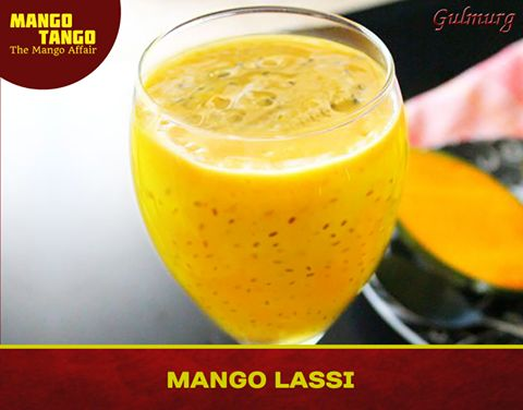 Need a summer cooler to beat the tropical weather? Try our Mango Lassi at Gulmurg. It's blessed with the sweetness of Mango tempered with the aromatically fresh strength of basil.