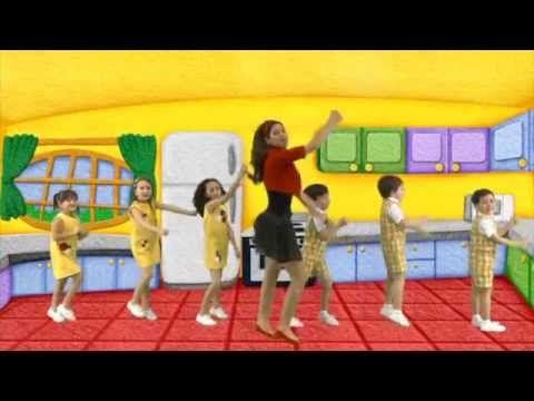 3 Sardinas y un gato (Reggae para niños) - YouTube
