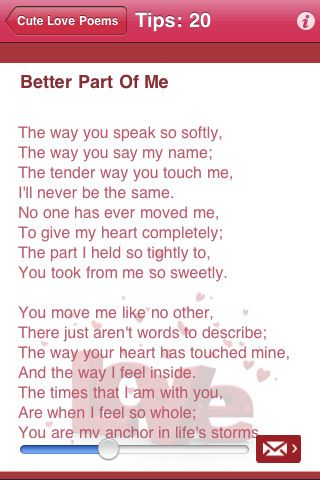 Love Poems - Love Poems for Him - Love Quotes and Sayings