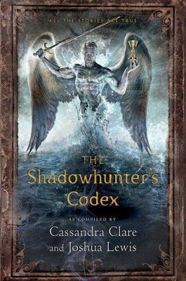 TMI Australia: The Shadowhunter's Codex - Out 29th October