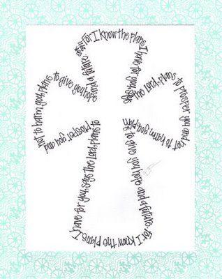 Jeremiah 29:11: Pretty Crosses, Tattoo Ideas, Wooden Crosses, Totally Tat, Gift, First Tattoo, 318 400 Pixel, Jeremiah 29 11 Tattoo, Tattoo On Shoulder