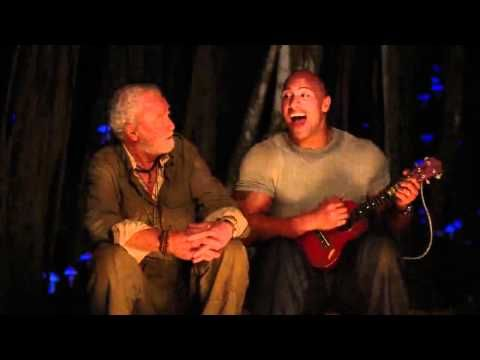 one of my favorite scenes. THE ROCK SINGING - WHAT A WONDERFUL WORLD IN JOURNEY 2 THE MYSTERIOUS ISLAND -720p BluRay