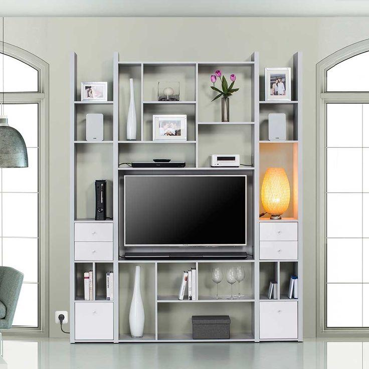 die besten 25 wohnzimmer tv ideen auf pinterest tv wand im raum tv wohnwand und tv wand do. Black Bedroom Furniture Sets. Home Design Ideas