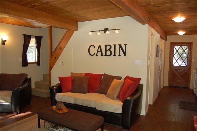 Lake Cabin Interior Ideas | Cabin Interior Ideas 1 - Copy | Lake Tahoe Real Estate - Sasha Spiegel