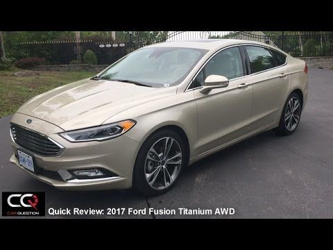 Great news, Key West Ford customers! 2017 Fusions have started to filter into our preowned inventory. Now is a great time to snag an awesome deal on a well-equipped, current model year sedan, but at a more affordable price.      A favourite on our lot...