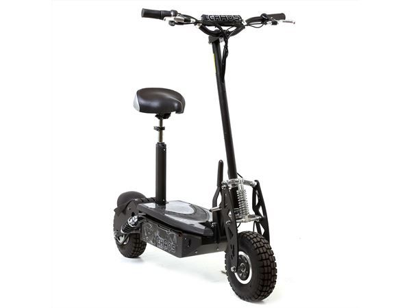 chaos 48 volt 1000w electric scooter powerboard. Black Bedroom Furniture Sets. Home Design Ideas