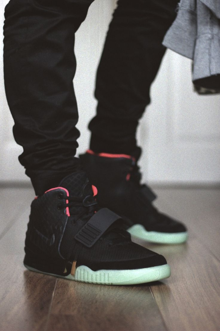 Nike Air Yeezy 2 Black/Solar Red (2012) New Hip Hop Beats Uploaded EVERY SINGLE DAY http://www.kidDyno.com