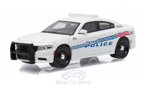 Dodge Charger Pursuit, weiss, Detroit Police Department