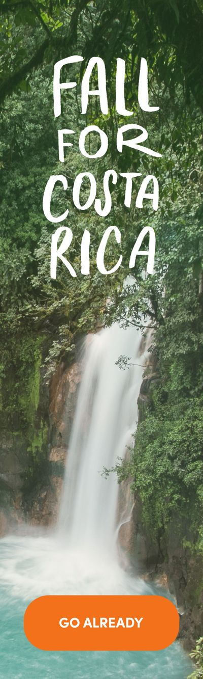 COSTA RICA We organize easy and affordable