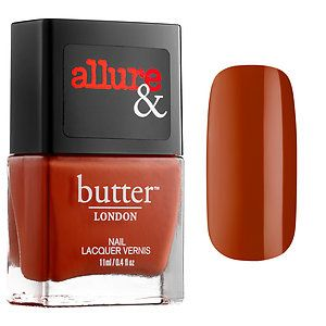 butter LONDON - Allure & butter London Introduce the Arm Candy Nail Lacquer Collection   in I'm On The List #sephora