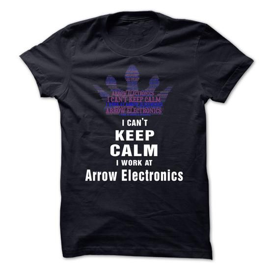 I Cant Keep Clam I Work At Arrow Electronics - #novio gift #personalized gift. LOWEST SHIPPING => https://www.sunfrog.com/LifeStyle/I-Cant-Keep-Clam-I-Work-At-Arrow-Electronics.html?68278
