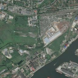 Panoramio - Photo of #115-117 Port Kaliningrad. Ночная смена в калининградском порту.