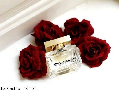 "Dolce & Gabbana ""The One"" fragrance"