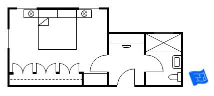 Master Bedroom Floor Plan With Vestibule Entry Housing A Dressing Table Bedroom With Wardrobes