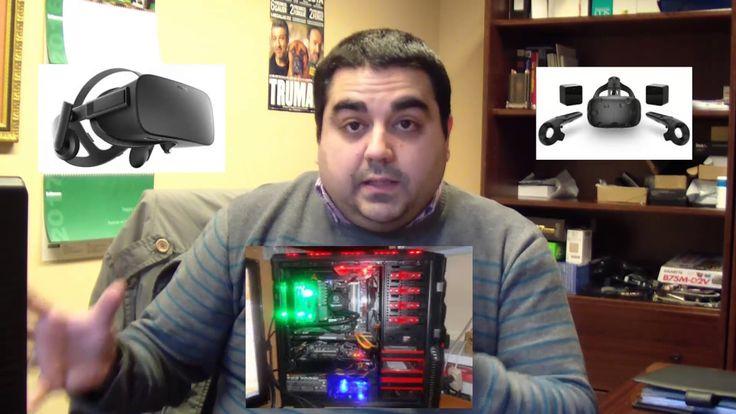 "SAMSUNG GEAR VR - RIFTCAT EMULADOR ""CODEC HEVC"" REALIDAD VIRTUAL PC . PA..."
