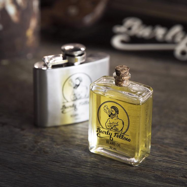 Fragranced Beard Oil in Melbourne