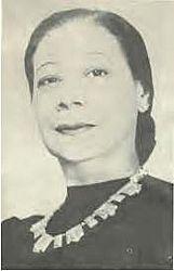 Osceola Macarthy Adams, founder of Delta Sigma Theta Sorority, Inc.
