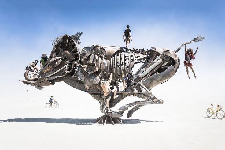Burning Man 2016 - Burning Man Festival