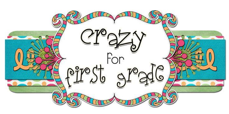 Crazy for first grade