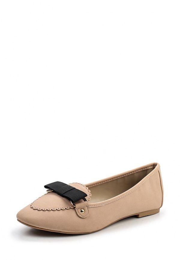 Туфли на плоской подошве  #Женская обувь, Обувь, Одежда, обувь и аксессуары, Туфли
