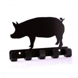 Pig Key Rack