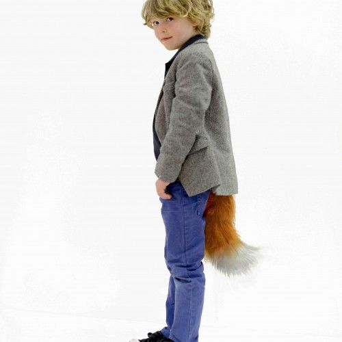 Fantastic Fox dress up tail, coming to Wigwam this week!