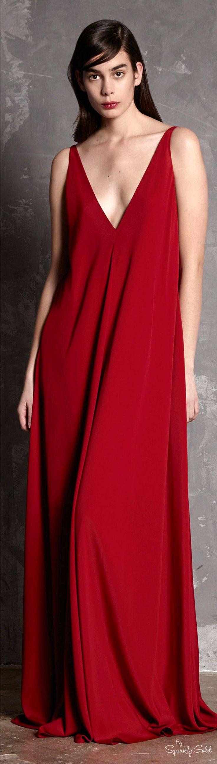 501 Best La Chica De Rojo Images On Pinterest Paintings Red And Tendencies Caps Savage Merah Paule Ka Fall 2016 Rtw