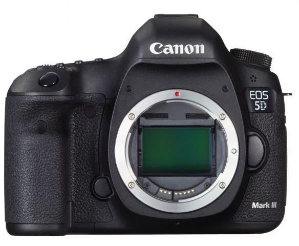 Canon EOS 5D Mark III body - oprogramowanie 1.1.3 + karta SD GRATIS