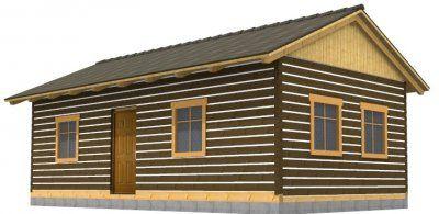 Lesoservis - Dřevostavby, dřevodomy, sruby, zahradní domky