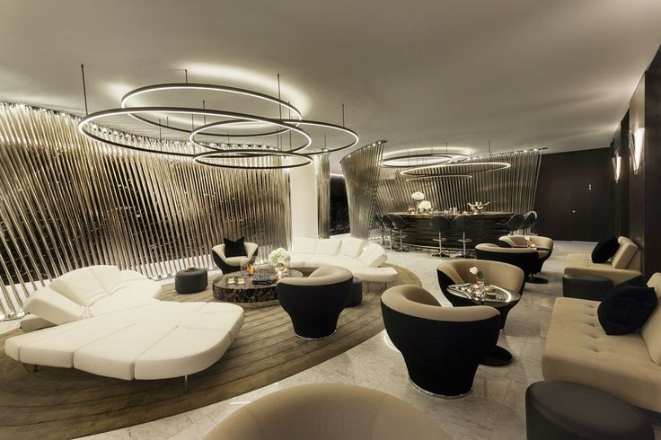 Radio, rooftop lounge of the Me London hotel - AD