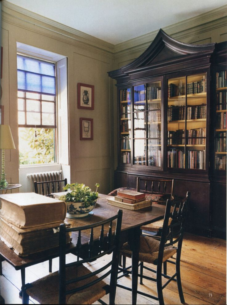 haute boheme | robert-hadley:   The World of Interiors, February...