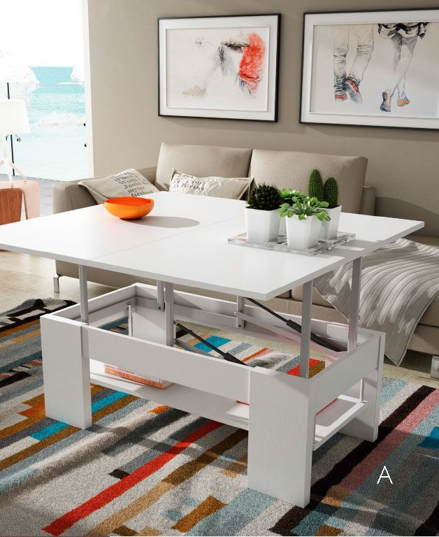 M s de 25 ideas incre bles sobre mesa elevable en for Mesas tableros plegables