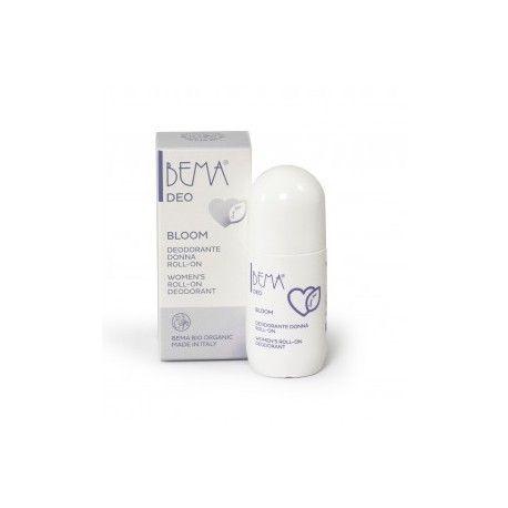 Bema love bio antyperspirant jest idealny dla skóry wrażliwej. Antyperspirant naturalny w kulce dla kobiet Bez chemii i ulepszaczy! Certyfikowana marka Bema