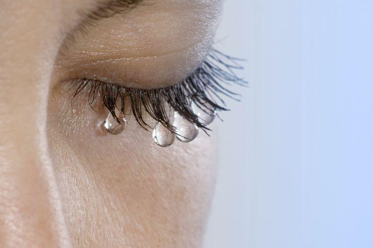 Weeping inside
