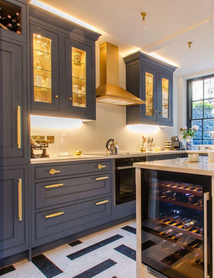 Herringbone Kitchens - House & Garden, The List