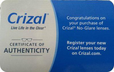 Crizal® Lenses Review | Macaroni Kid