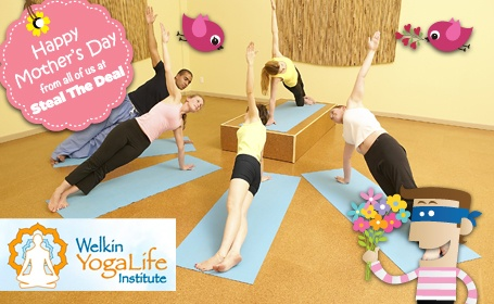 Always wanted to try yoga? Welkin Life Yoga Institue is offering nine yoga or nia classes in Brantford.     Welkin Yoga is a safe haven for those looking to unite personal growth with spiritual growth.