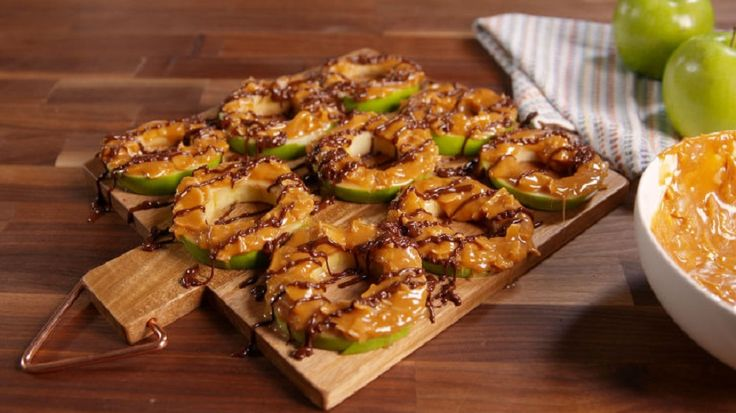 Balita Ngayon | These Samoa Apple bites fall into that heathlyish category. The big thing is they are irresistibly delicous.