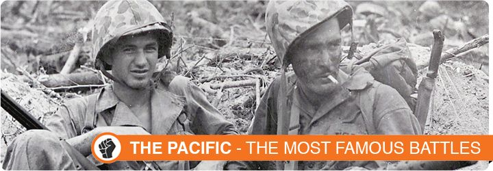 Check out what Mike had to say about the History Channel series, 'The Pacific: The Most Famous Battles'.