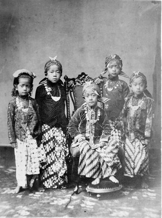 Jogjakarta Royal Childs