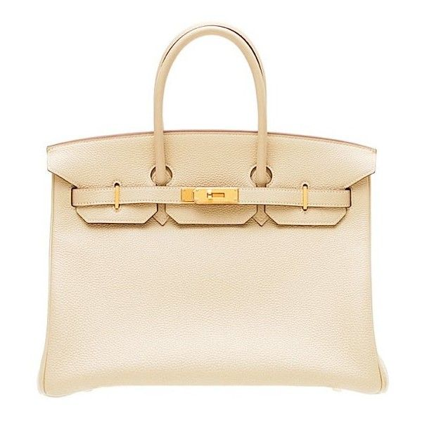 hermes birkin ❤ liked on Polyvore featuring bags, handbags, borse, bolsas, purses, hermes handbags, pink bag, pink handbags, hermes bag and hermes purse