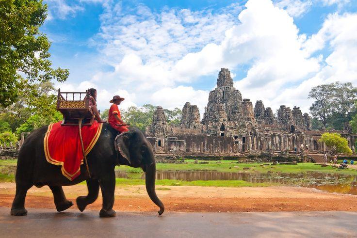 【アンコール・ワットだけじゃない!!!】映画の舞台にもなったカンボジアの遺跡群