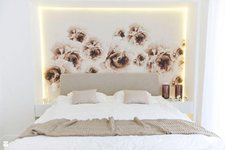Sypialnia styl Minimalistyczny - zdjęcie od Chałupko Design - Sypialnia - Styl Minimalistyczny - Chałupko Design