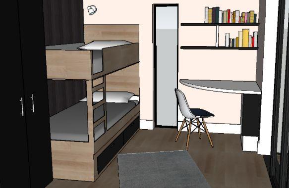 7 best images about mini loft on pinterest gardens pool. Black Bedroom Furniture Sets. Home Design Ideas