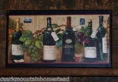 43 Best Images About Wine And Grape Themed Kitchen On Pinterest