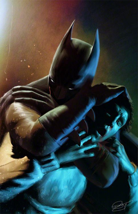 The Batman Created by Daniel Murray | HeroChan
