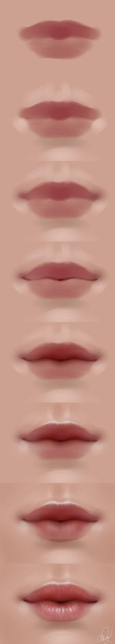 lips walkthrough by Selenada
