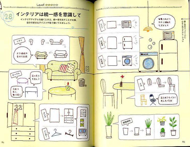 Petit Cute Ballpoint Pen Illustration Book Japanese Book | eBay