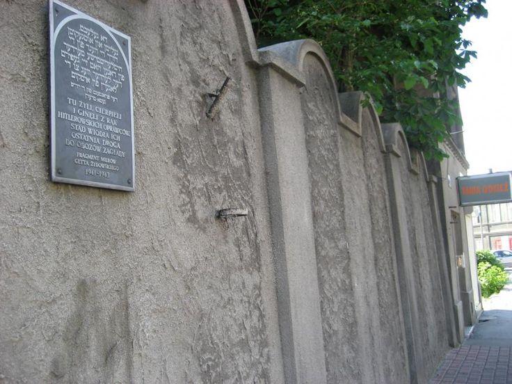 Krakow Ghetto Wall | Krakow | Poland | World War Two | Historvius